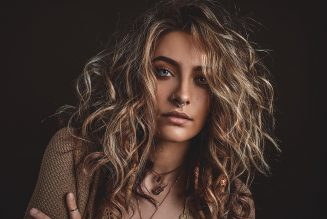 Paris Jackson Makes Her Solo Debut With 'Let Down'