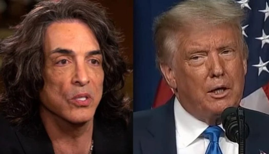 PAUL STANLEY Reacts After TRUMP Adviser Compares BIDEN Town Hall To Episode Of 'Mister Rogers' Neighborhood'