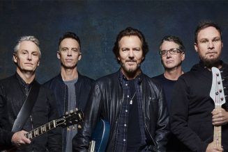 """Pearl Jam Unleash New Song """"Get It Back"""": Stream"""