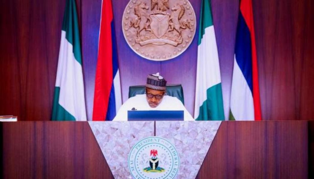 President Buhari vows to check 'greed of a callous few'