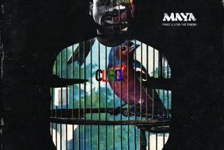 """PRICE Gets It Poppin' On New Kota The Friend Assisted Single """"MAYA"""""""