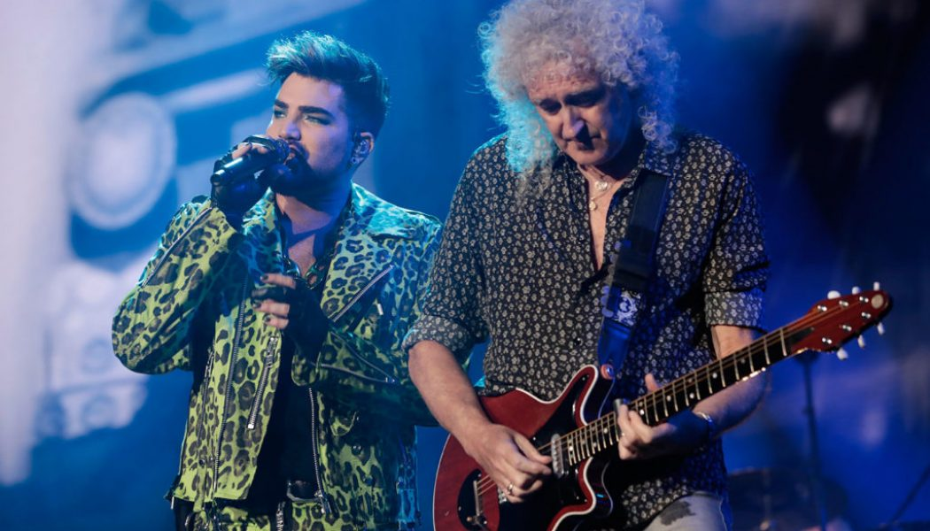 Queen Is Ready to Rule the U.K. Albums Chart