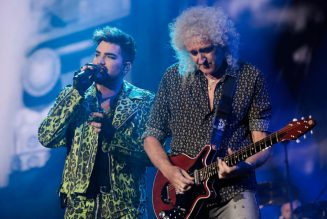 Queen Reigns on U.K. Albums Chart