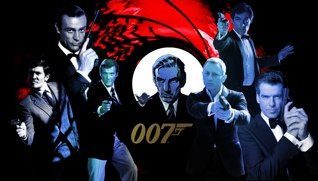 Ranking: Every James Bond Movie from Worst to Best