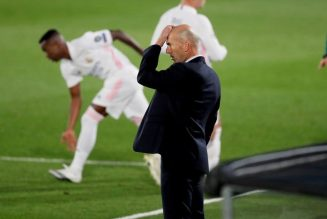 Real Madrid Suffer Shock Defeat To Shakhtar Donetsk