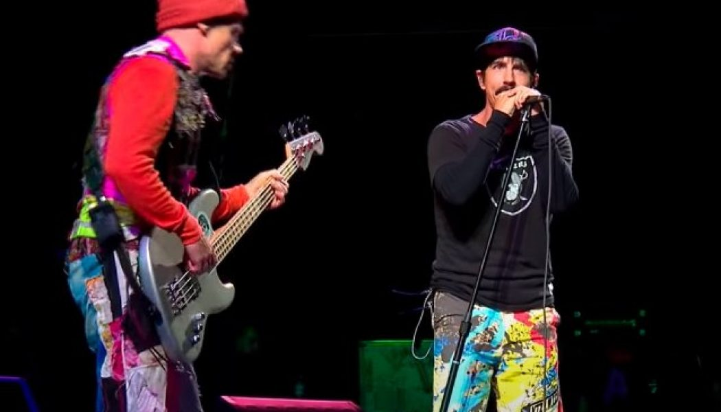 RED HOT CHILI PEPPERS Reportedly Split With Longtime Managers Q PRIME