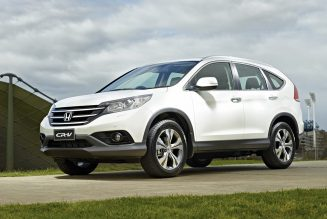Remember the Honda CR-V Convertible? Of Course You Don't