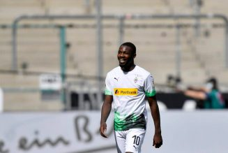 Report: Liverpool were indeed keen on Borussia Moenchengladbach winger Marcus Thuram this summer