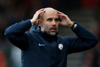 Report: The unprecedented thing Pep's City did in training ahead of Leeds clash