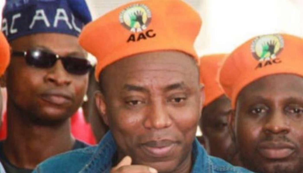 #RevolutionNow: Appeal court strikes out Omoyele Sowore's appeal