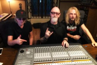 ROB HALFORD Says New JUDAS PRIEST Songs Are 'Monsters': 'Even In A Very Rough, Primitive Stage, They're Great'