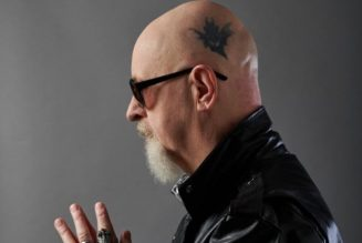ROB HALFORD: 'The Emotion Of What We're Going Through Together' Will Be Filtered Into New JUDAS PRIEST Music