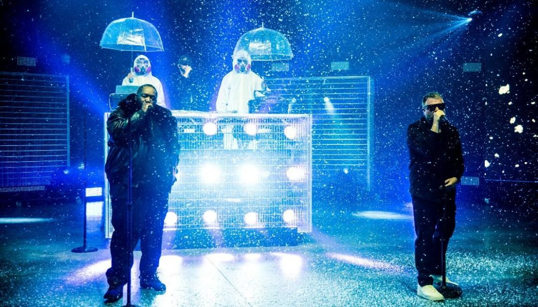 Run the Jewels Debut RTJ4 Live with Zack de la Rocha, Josh Homme, and Others: Review
