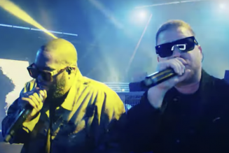 Run the Jewels Perform RTJ4 in Its Entirety on Holy Calamavote Special
