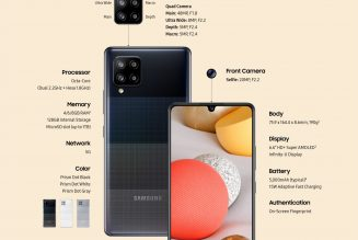 Samsung Unveils its 'Most Affordable' 5G Smartphone