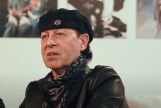 SCORPIONS' KLAUS MEINE: If I'm Honest, Nothing We've Done In The Past Three Decades Matches 'Crazy World'