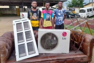 Security operatives begin house-to-house search to recover looted items in Cross River
