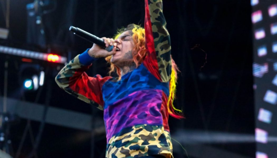 Slimeball Sensei Tekashi 6ix9ine Is Being Sued By Girl From His Child Porn Video