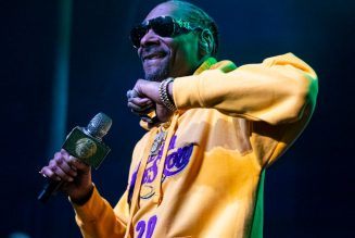 Snoop Dogg Celebrates New Los Angeles Lakers Title With New Tattoo