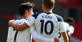 Son Heung-min says Tottenham Hotspur teammate Harry Kane is 'incredible'
