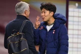 Son Heung-Min signs up with the same agency as that of Jose Mourinho amid rumours of a new deal