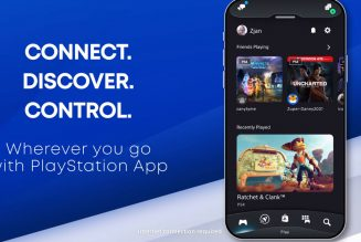 Sony's newPlayStationApp is seriously clean and lets you do way more remotely