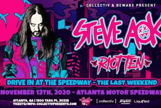 Steve Aoki Announces First Ever Drive-In Concert