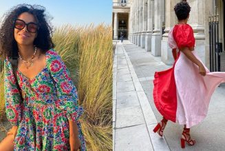Thanks to Instagram, These 10 Dresses Are At the Top Of My Wishlist