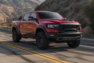 The 2021 Ram 1500 TRX Is the Quickest Pickup Truck We've Ever Tested