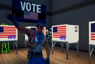 The Biden-Harris campaign has launched a 'Build Back Better' map in Fortnite