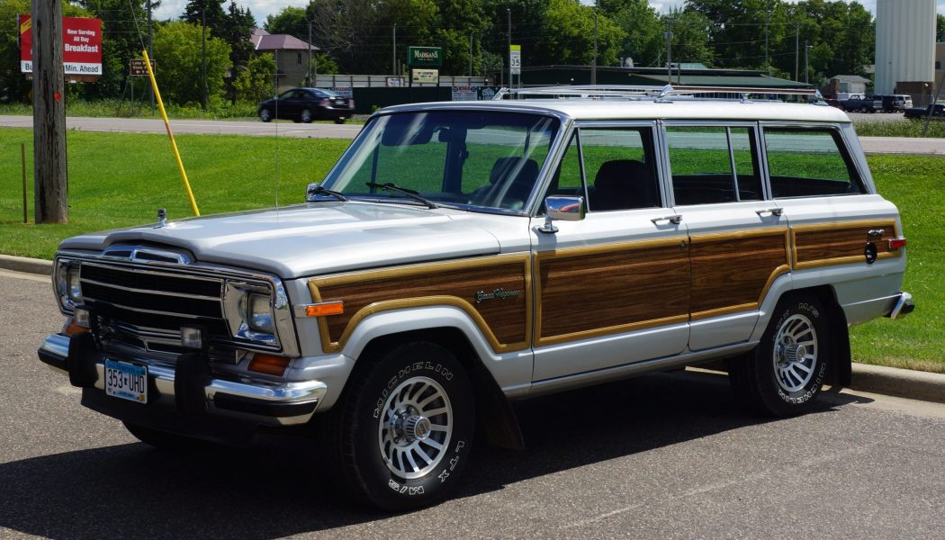 The History of the Jeep Grand Wagoneer