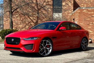 The Jaguar XE Is Dead In America After the 2020 Model Year