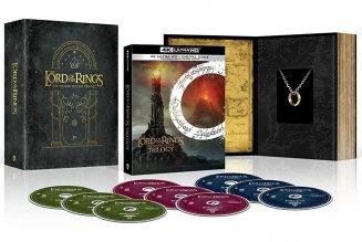 The Lord of the Rings and The Hobbit trilogies are being released on 4K Ultra HD Blu-ray