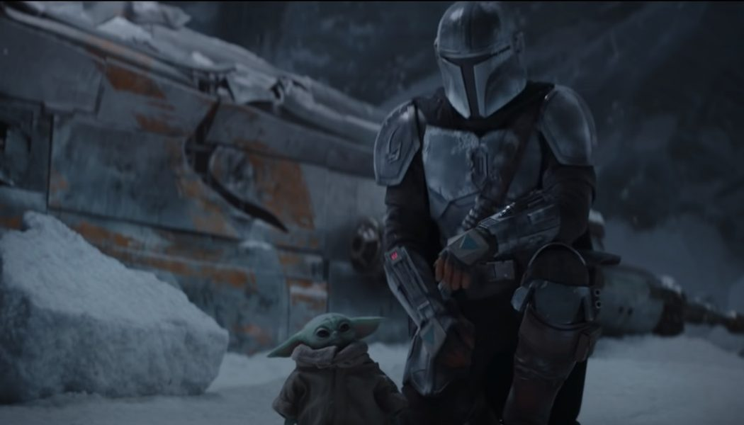 The Mandalorian and Baby Yoda's adventures continue in brand new look at season two