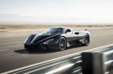 The SSC Tuatara Is Now the Fastest Car in the World at 316.11 MPH!
