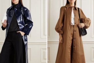 These Coat-and-Boots Combos Actually Make Us Excited for Winter