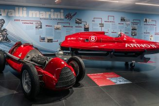 These Sexy Old Speedboats Pack Wicked Alfa Romeo Racing Engines