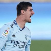 Thibaut Courtois: Real Madrid are always favourites for the Champions League