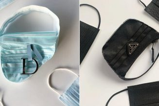 This Genius Fashion Instagram Transforms Upcycled Items Into Collectable Designer Fashion and Accessories