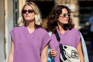 This Unlikely Knitwear Trend Has Become An Autumn Staple