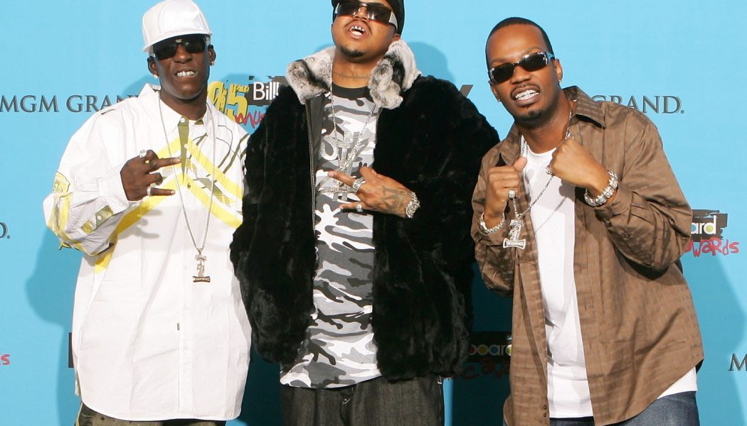 Three 6 Mafia Announces Socially Distanced Arena Concert Amid Pandemic