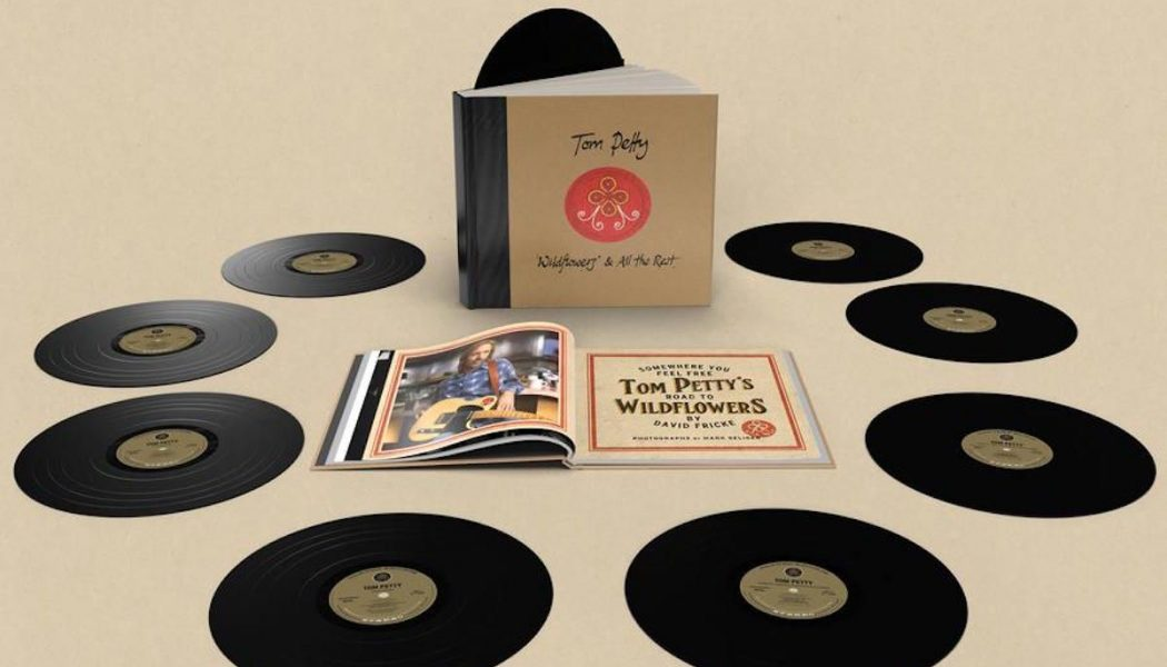 Tom Petty's Wildflowers & All the Rest Faithfully Fulfills a Legend's Vision: Review