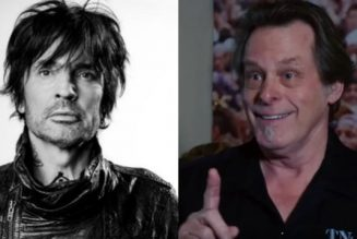 TOMMY LEE Fires Back At TED NUGENT: 'Is That Guy Even Still Alive?'