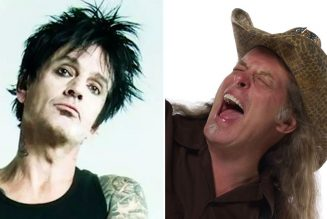 """Tommy Lee Fires Back at Ted Nugent: """"Is That Guy Even Still Alive … I Thought He Shot Himself"""""""