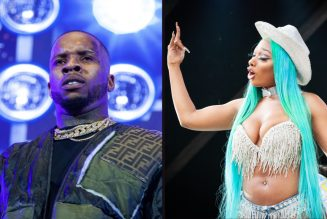 Tory Lanez Charged In Megan Thee Stallion Shooting, 22 Years If Convicted