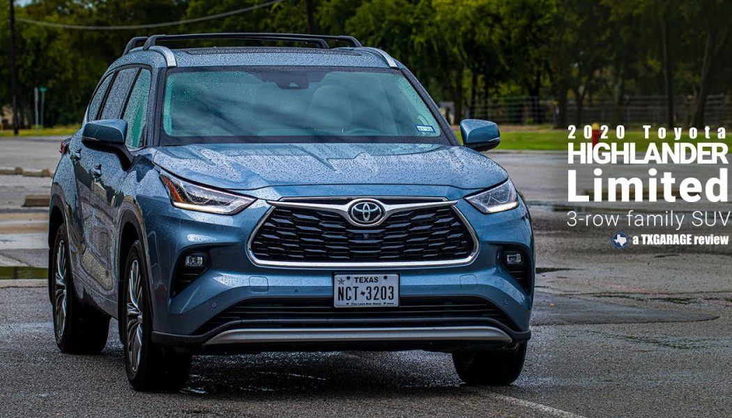 Toyota Highlander Pros and Cons Review: A Good 3-Row Family SUV?
