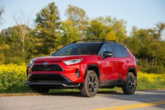 Toyota RAV4 vs. RAV4 Prime: Is the Expensive PHEV Version Worth It?