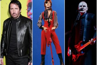 Trent Reznor, Billy Corgan, Perry Ferrell Highlight David Bowie Tribute Concert Livestream