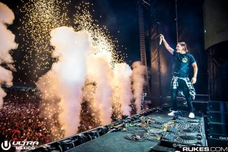 Ultra Returns to Taiwan Next Month with Alesso, Kayzo, SLANDER, More