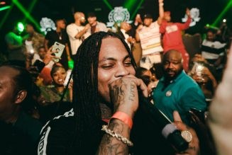 Waka Flocka Receives Honorary Doctorate For His Community Work